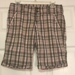 Mossimo Supply Co. Bermuda Shorts